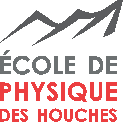 Les Houches School of Physics logo