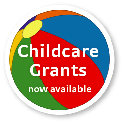 EMBO Childcare Grants Logo